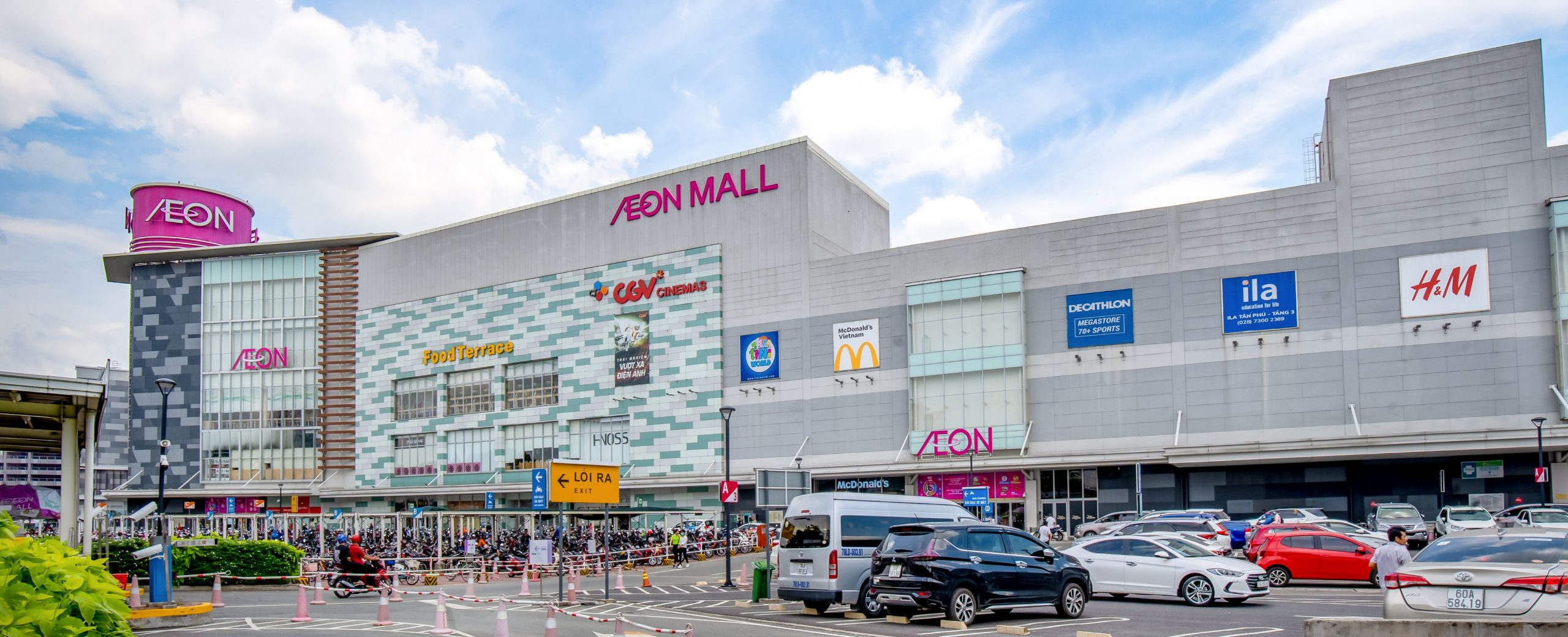 AEON MALL Tan Phu Celadon